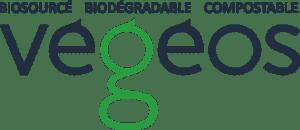 logo végéos sacs compostables et biodégradables