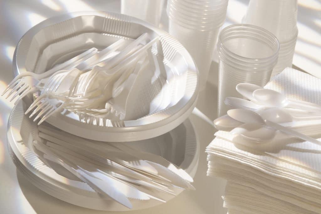interdiction vaisselle jetable plastique Publi Embal