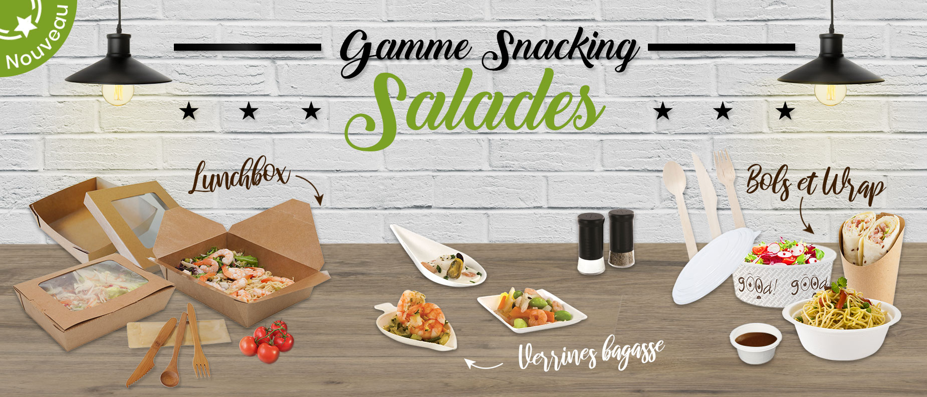 Snacking-Salade ok