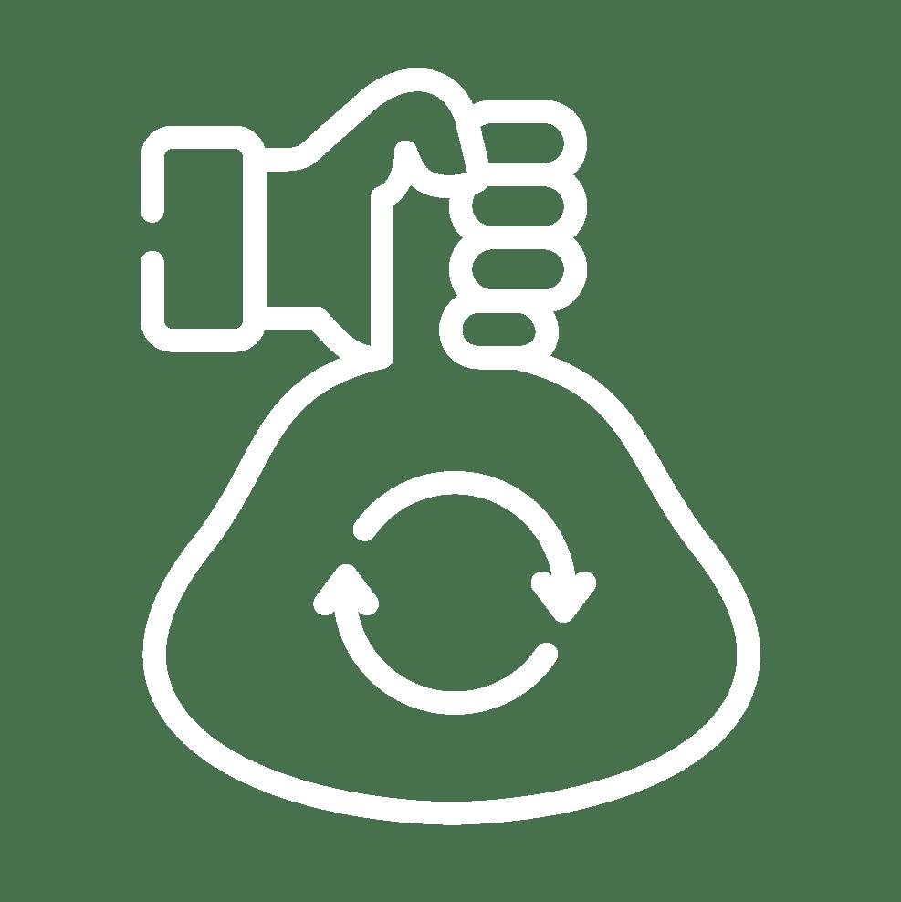 sacs biodégradables et compostables en compostage domestique