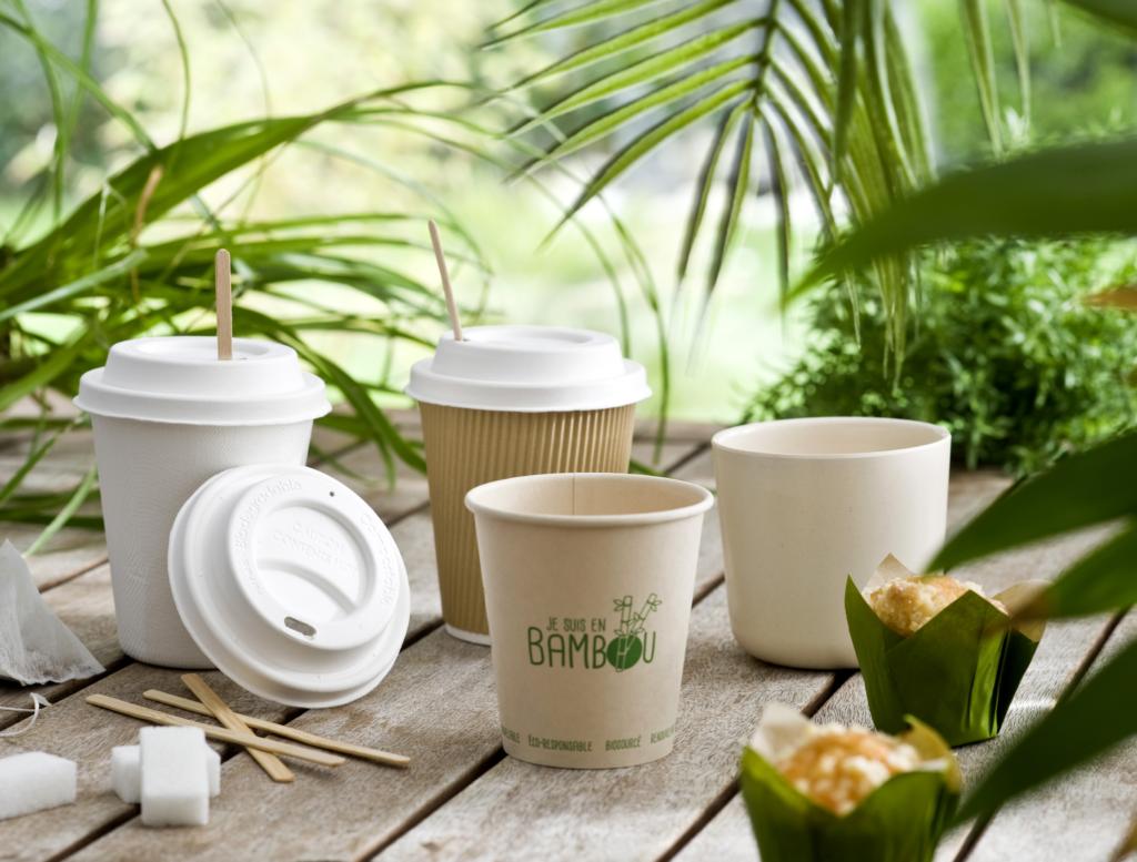 vaisselle jetable écologique Publi Embal