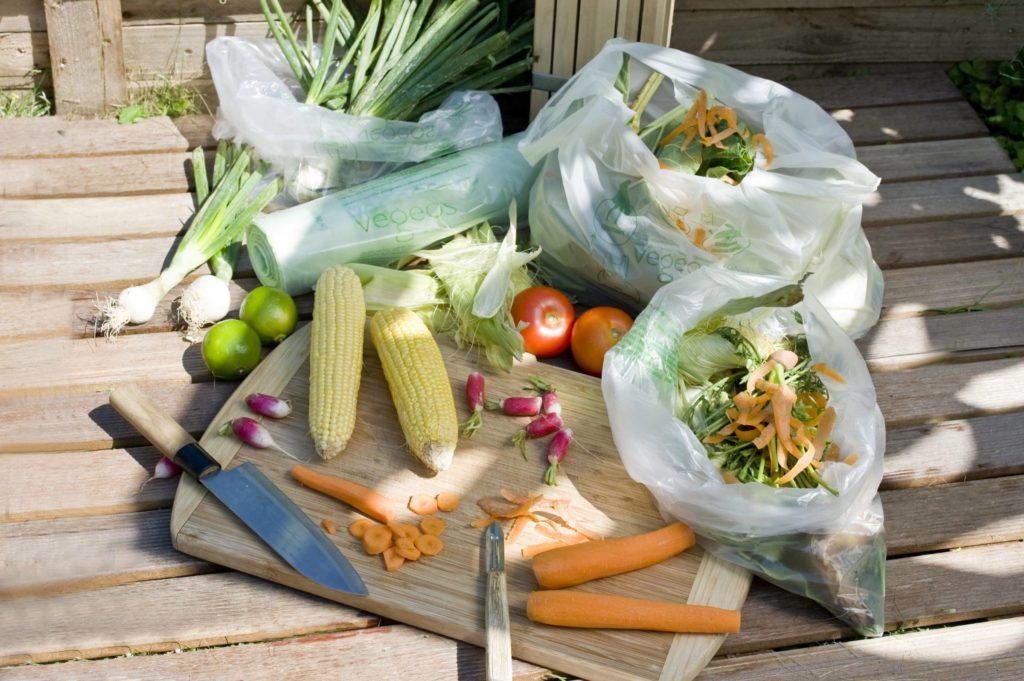sacs compostables végéos 1